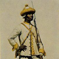 Les laptots, ancêtres des tirailleurs sénégalais
